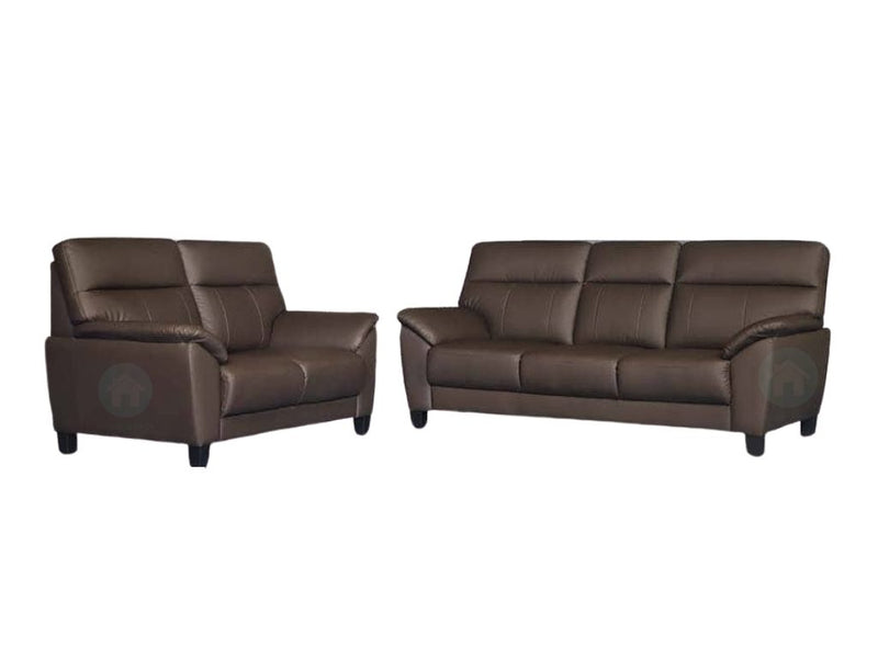Nolan 3 + 2 seater sofa (SF5061) - Half Leather