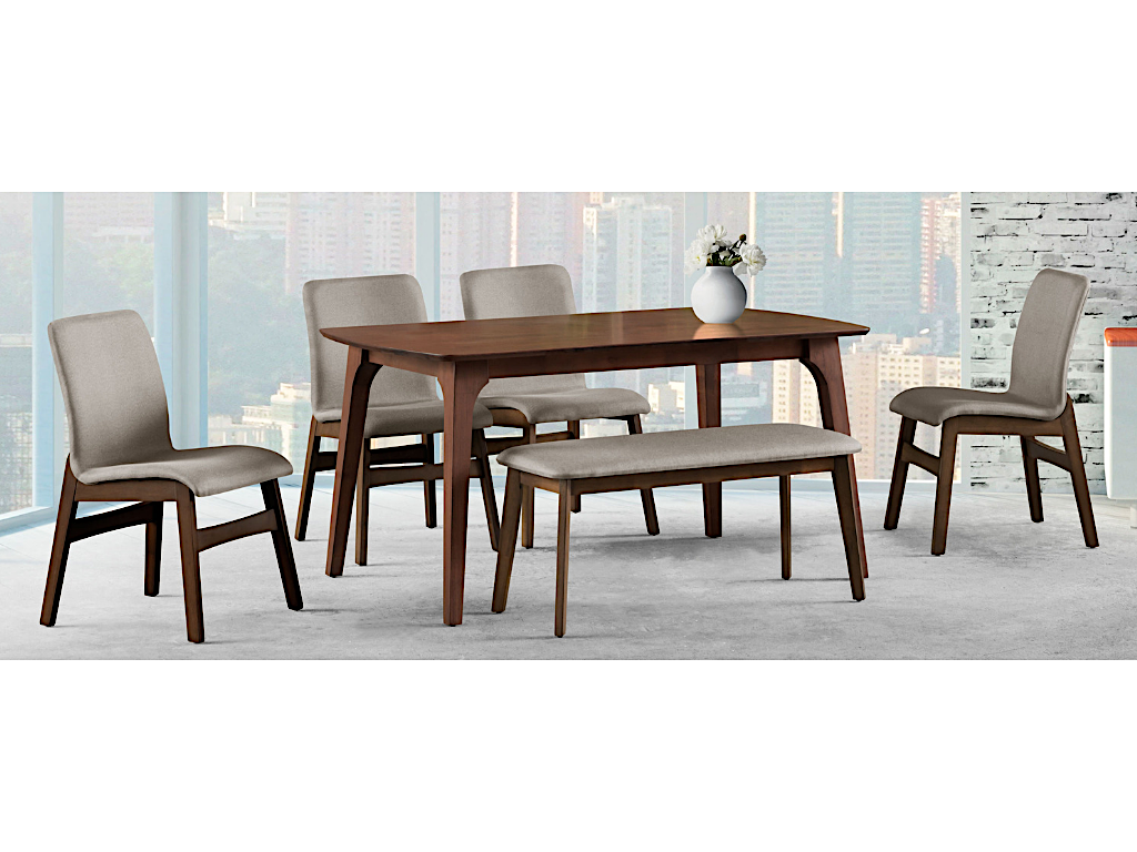 Sherry 6 Seater Dining Set (DA1695DT)