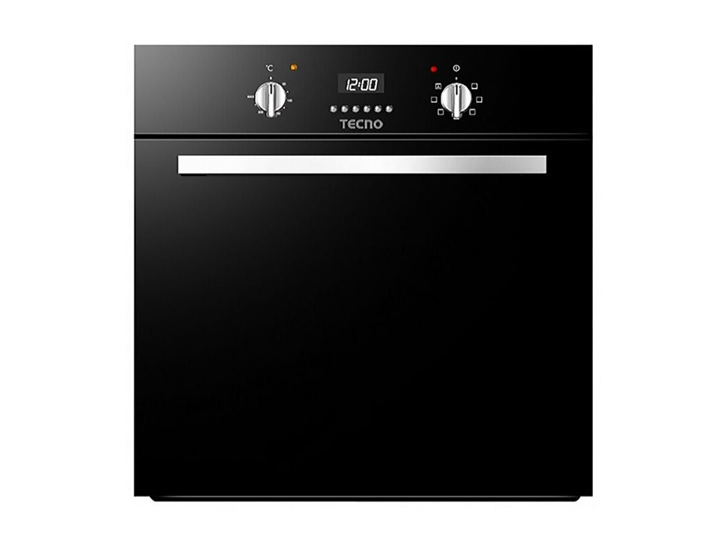 TECNO 7 Multi-Function Electric Oven, TMO 38 (Black)