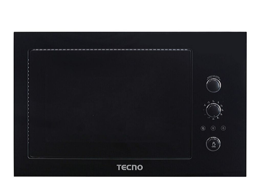 Tecno Built-In Microwave with Grill (Black), TMW 58BI