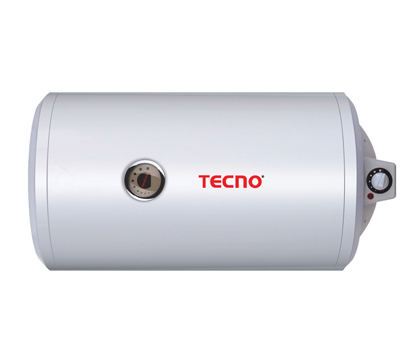 TECNO 50L Horizontal Storage Water Heater, TSH-3-050H