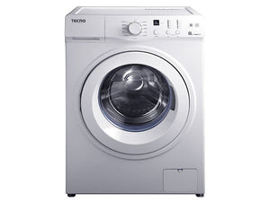 TECNO 8.0kg Front Loading Washer (TFL8010) – 4 ✓ ✓ ✓✓