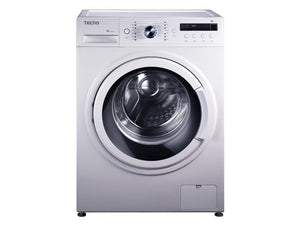 TECNO 8.0kg Front Loading Washer (TFL8012) – 4 ✓ ✓ ✓✓