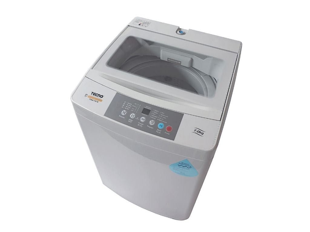 TECNO 7.0kg Top Load Washer (TWA7078) top view