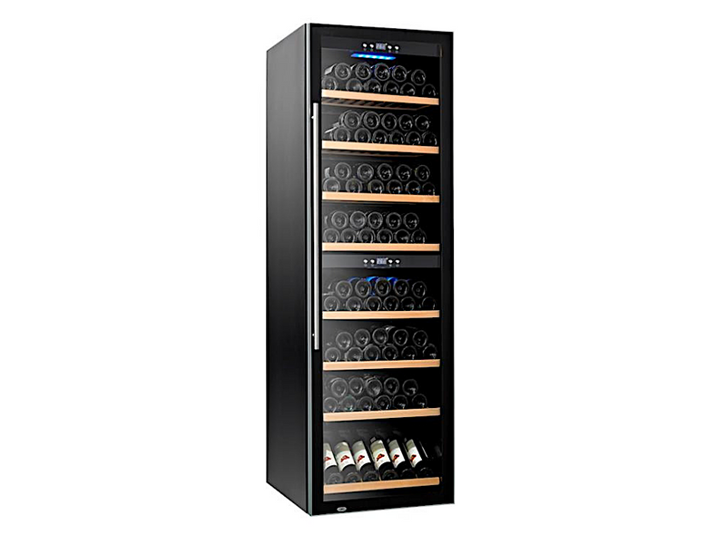 TECNO WINE CHILLER (176 Bottles) (Dual Temperature Zone), SW-180