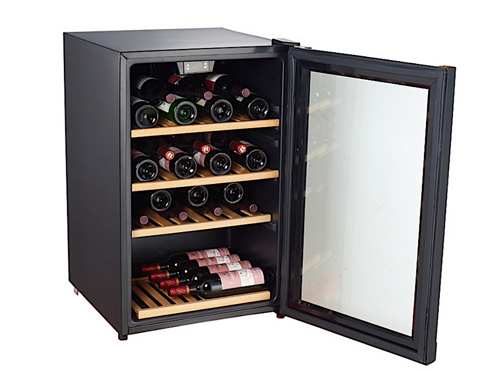 TECNO WINE CHILLER (43 Bottles), TWC 133CDN