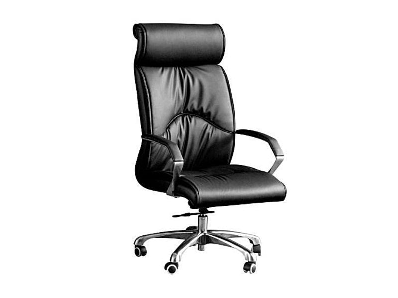 Weston Ergonomic Office Chair (DA127) Black