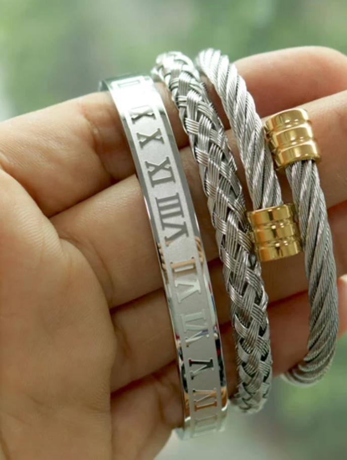 The Classic Man Set (Includes all 3 bracelets)