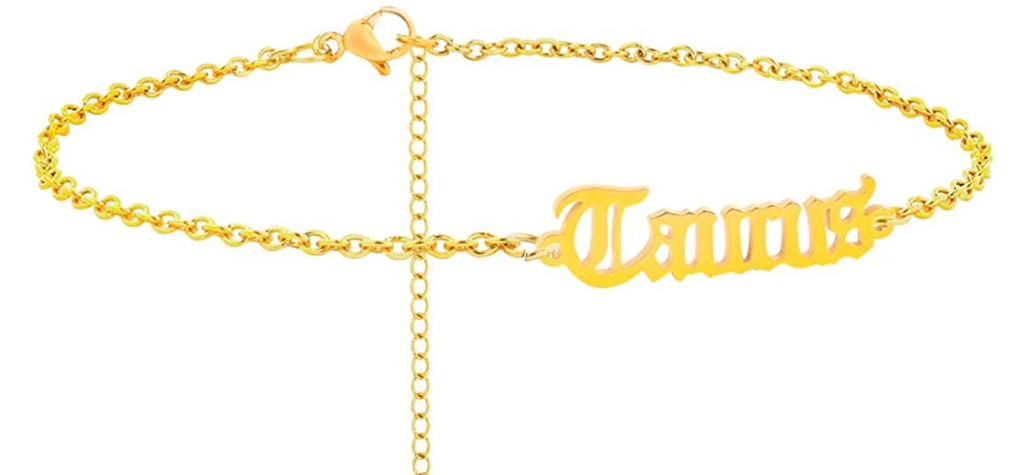 Sign, Sealed, Delivered (Anklet)