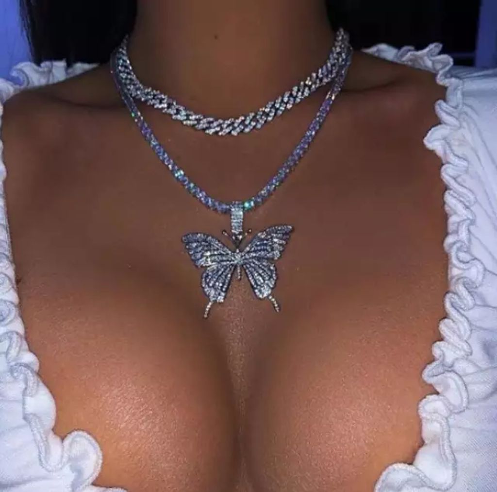 Cuban Drip ( Necklace)