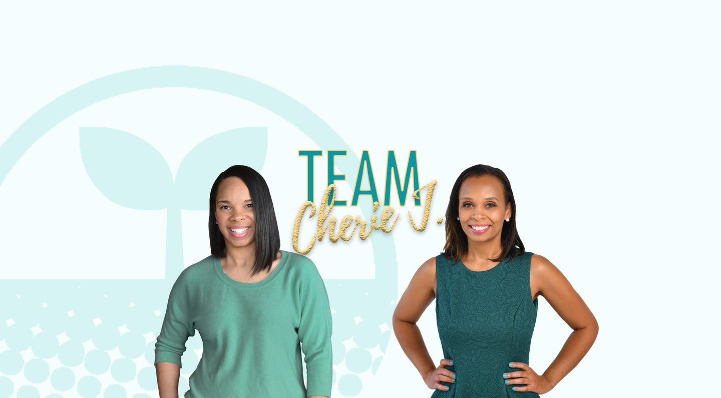 Team Cherie J. Detoxes