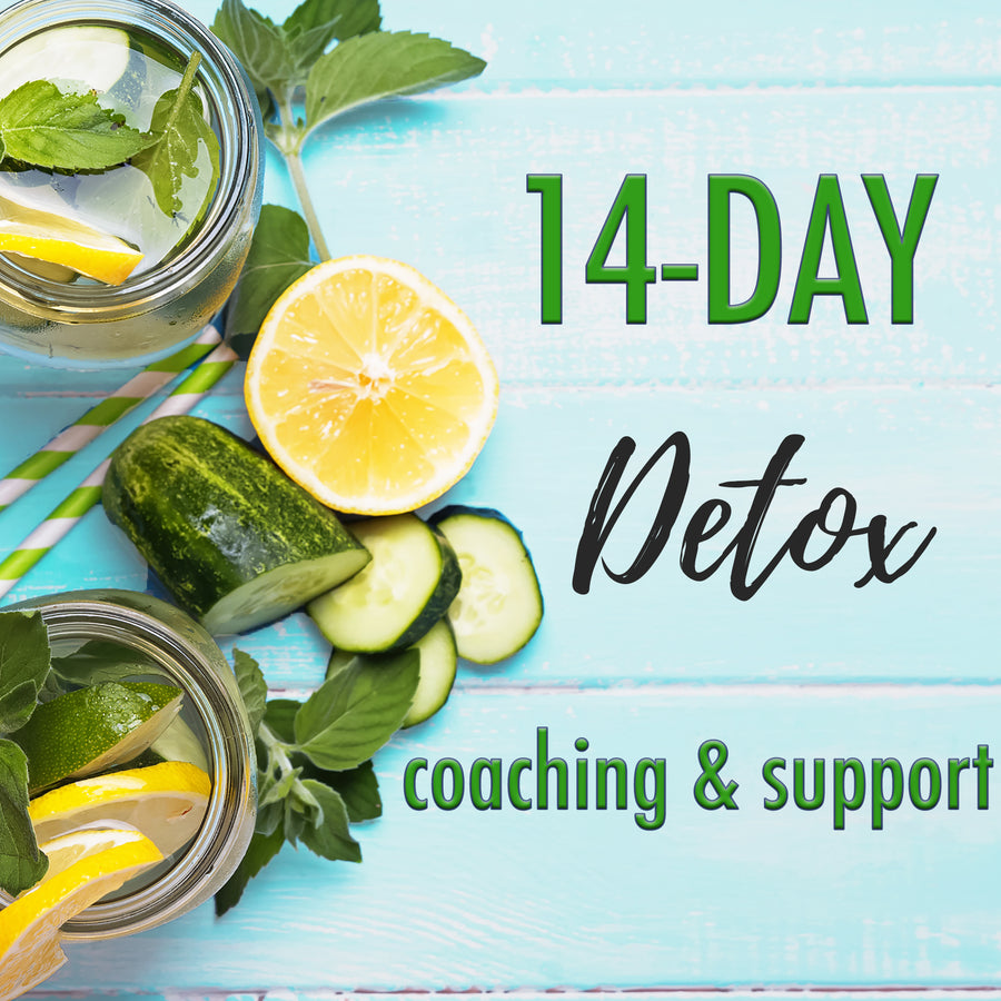 14-Day Detox with Coaching & Support