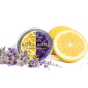 Lavender Lemondrop B.O.S.S. Body Butter