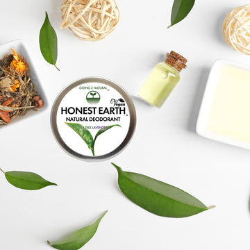 Honest Earth Deodorant Paste -Trial Size