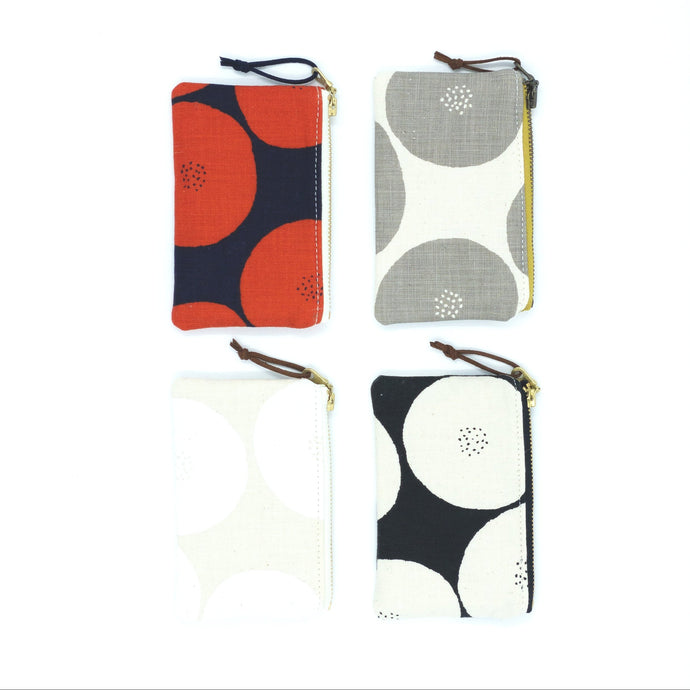 Small Zipper Pouch - Anpan
