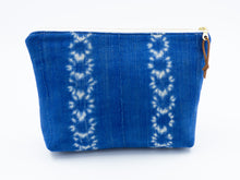 Load image into Gallery viewer, Large vintage mudcloth zipper pouch - 3