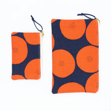 Load image into Gallery viewer, Small Zipper Pouch - Anpan