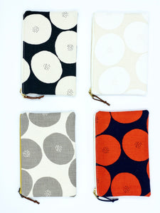 Medium Zipper Pouch - Anpan