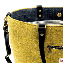 Load image into Gallery viewer, Mustard Blend Commuter Tote