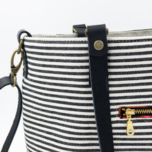Load image into Gallery viewer, Signature Stripes Commuter Bag