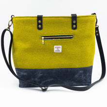 Load image into Gallery viewer, Commuter Tote - Harris Tweed