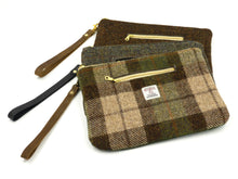 Load image into Gallery viewer, Harris Tweed Clutch