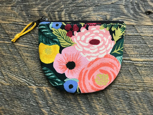 Rifle Paper Co. Curved Coin Purse