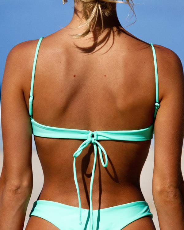 MUSE TOP SEAFOAM