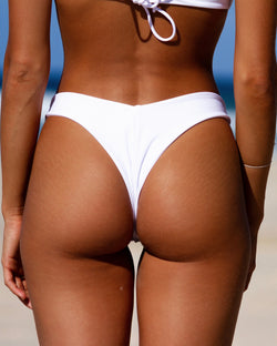BARE BOTTOM WHITE