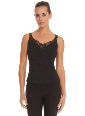 ARIANNE STACY CAMI CORSET BLACK
