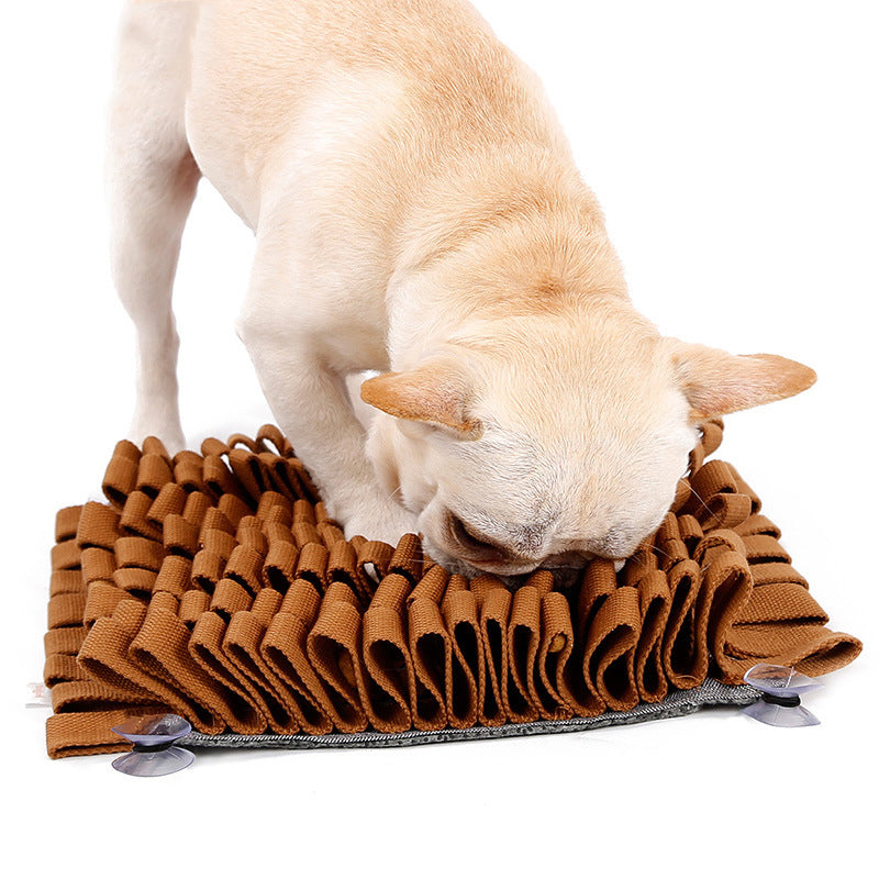Dog Sniffing Mat for Food Training