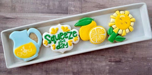 Squeeze the Day- DIGITAL DOWNLOAD DECORATING TUTORIAL ONLY - Dots and Bows Designs
