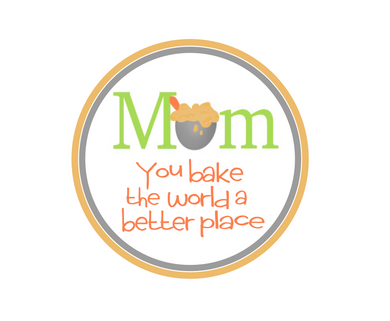 Bake a Better Place Package Tags - Dots and Bows Designs