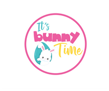Load image into Gallery viewer, Bunny Time Package Tags - Dots and Bows Designs