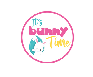Bunny Time Package Tags - Dots and Bows Designs
