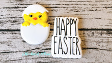 Load image into Gallery viewer, Happy Easter Skinny Stencil Digital Download