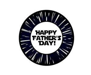 Happy Father's Day SW Package Tags - Dots and Bows Designs
