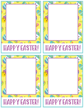 Load image into Gallery viewer, Happy Easter Card 4x5 - Dots and Bows Designs