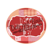 Load image into Gallery viewer, Happy Valentines Day Package Tags - Dots and Bows Designs