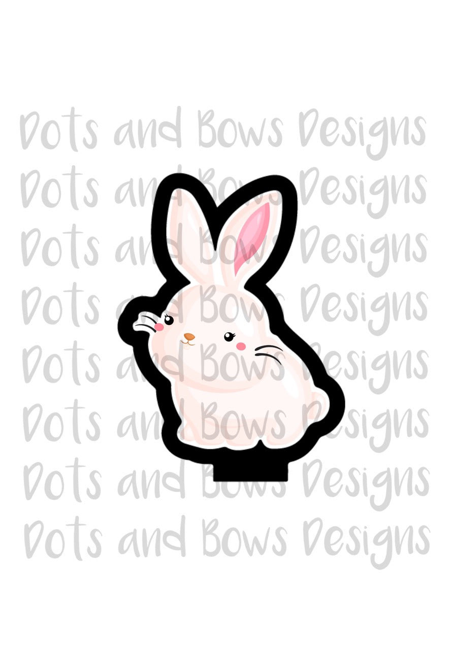 Rabbit Cutter - Dots and Bows Designs