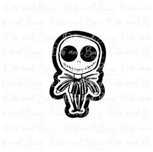 Jack Skellington STL Cutter File