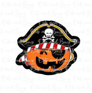 Pirate Pumpkin Cutter