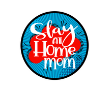 Load image into Gallery viewer, Slay at Home Mom Package Tags - Dots and Bows Designs