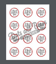 Load image into Gallery viewer, Sweet Treat Package Tags - Dots and Bows Designs