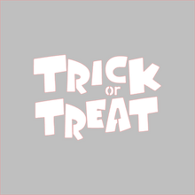 Load image into Gallery viewer, Trick or Treat/Trunk or Treat Stencil