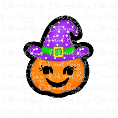 Witch Pumpkin Cutter