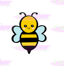 Load image into Gallery viewer, Bee Cutter - Dots and Bows Designs