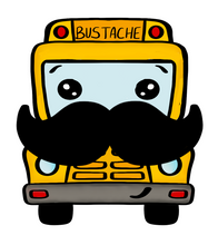 Load image into Gallery viewer, Bustache STL Cutter File - Dots and Bows Designs