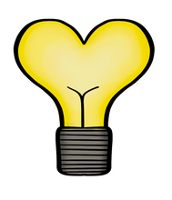 Load image into Gallery viewer, Heart Lightbulb STL Cutter File - Dots and Bows Designs