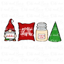 Load image into Gallery viewer, Home for the Holiday Cutters Set
